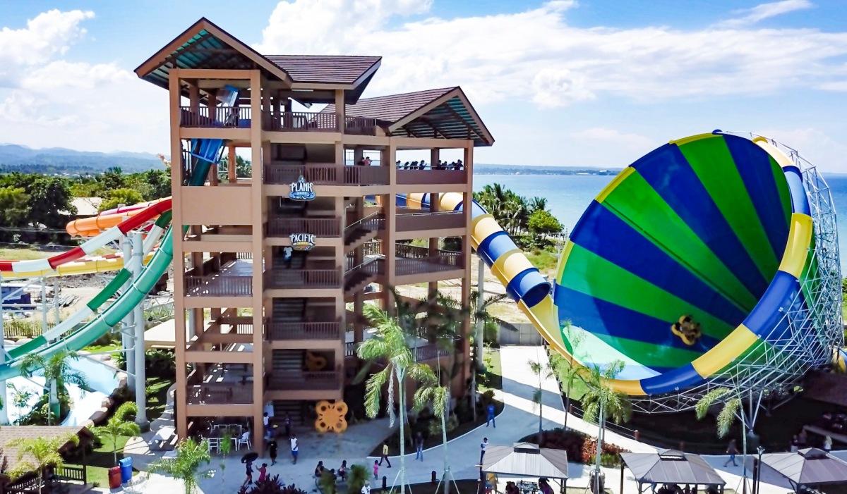 Seven Seas Waterpark in Cagayan deOro